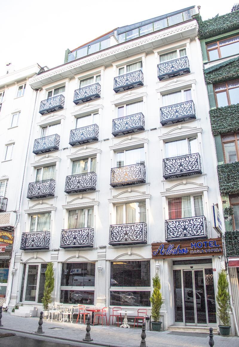 Albatros Hagia Sophia - Hotel - 0