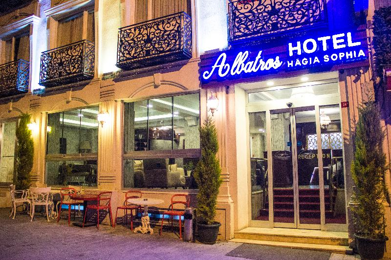 Albatros Hagia Sophia - Hotel - 5