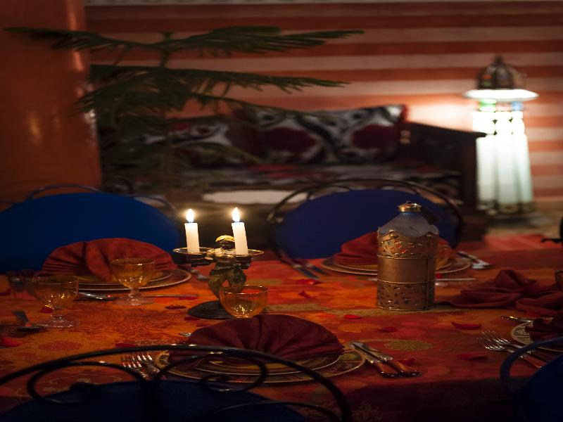 Restaurant Riad Bleu Du Sud