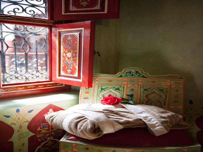 Room Riad Bleu Du Sud