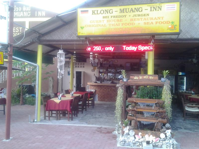 General view Klong-muang-inn