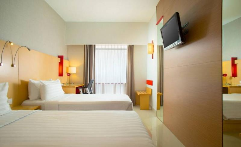 Room Santika Premiere Dyandra Hotel & Convention
