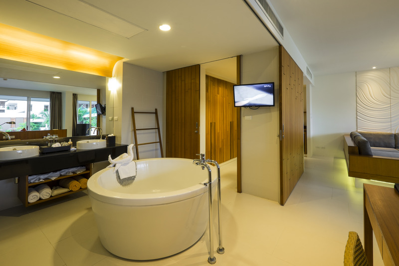 Doppelzimmer mit Whirlpool (Double with Jacuzzi)