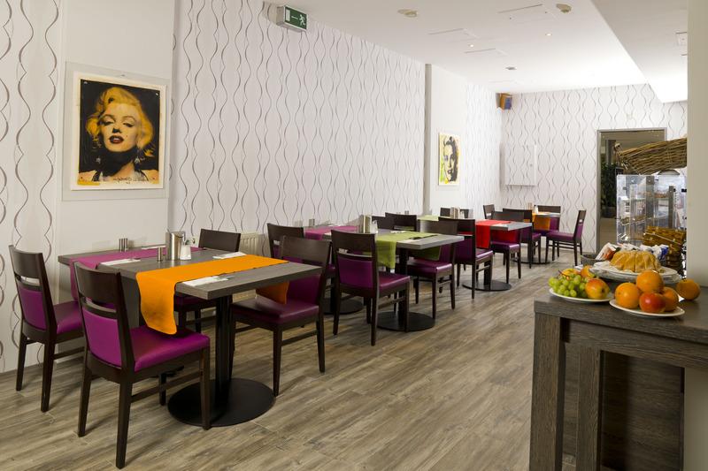 Restaurant Arion Cityhotel Vienna