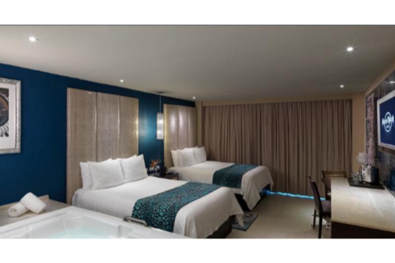 DOUBLE DELUXE ROOM DOUBLE BEDS MX