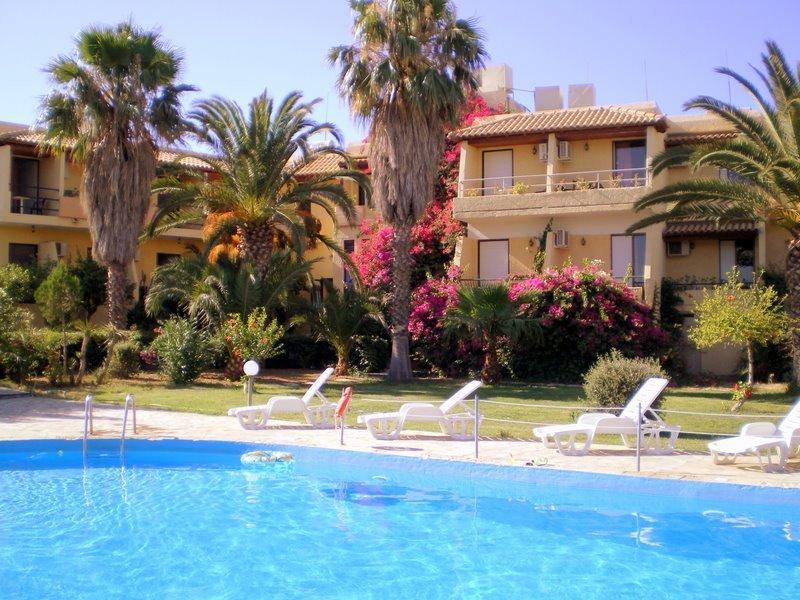 Pool Minoas Hotel