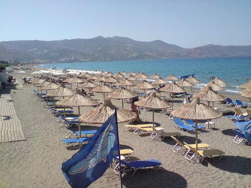 Beach Minoas Hotel