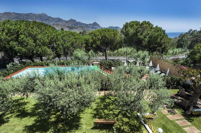 General view Villa Collina
