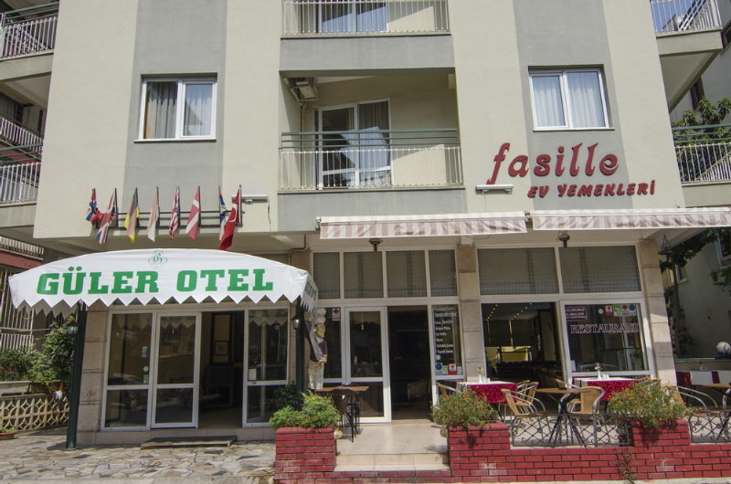 General view Guler Hotel