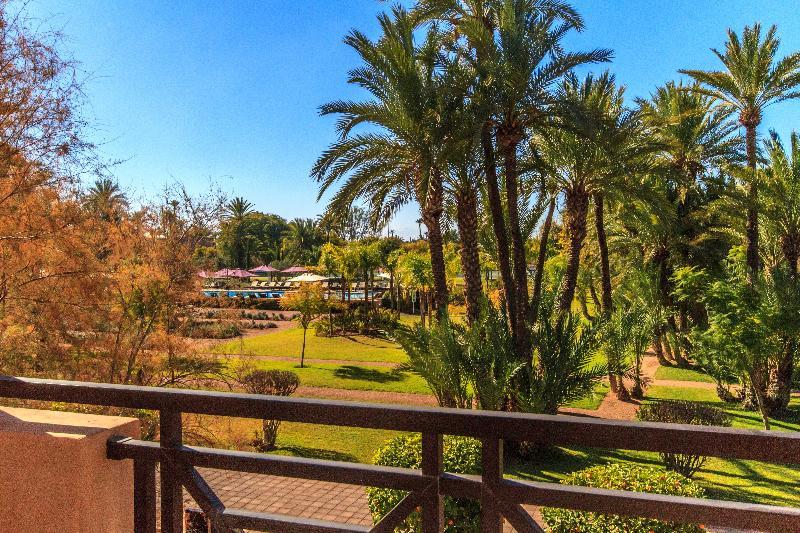 General view Pullman Marrakech Palmeraie