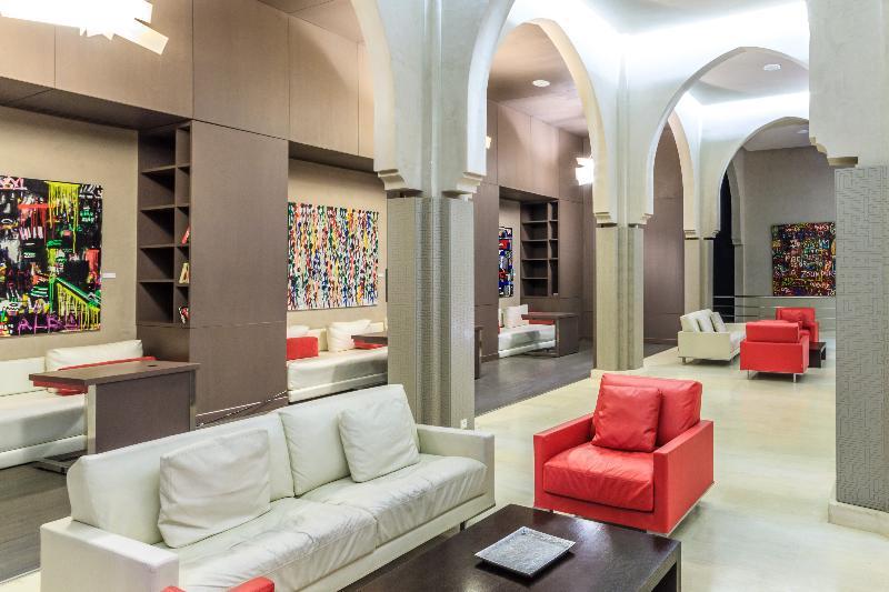 Lobby Pullman Marrakech Palmeraie