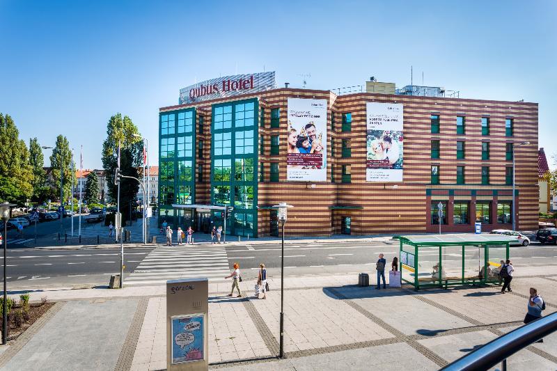 General view Qubus Hotel Gorzow Wielkopolski
