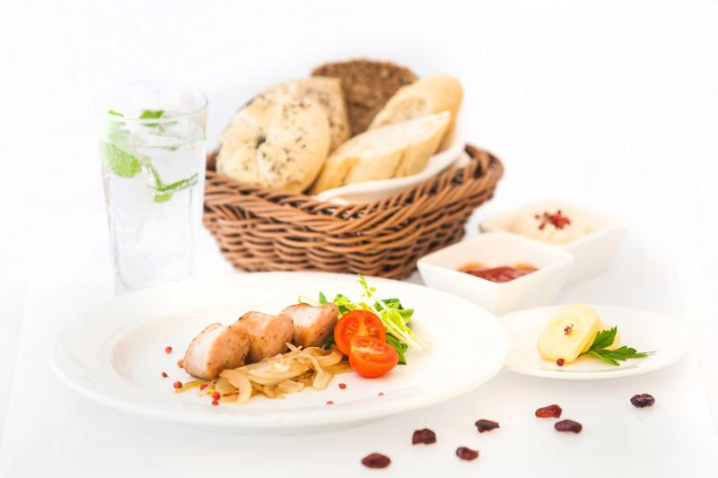 Restaurant Qubus Hotel Gorzow Wielkopolski