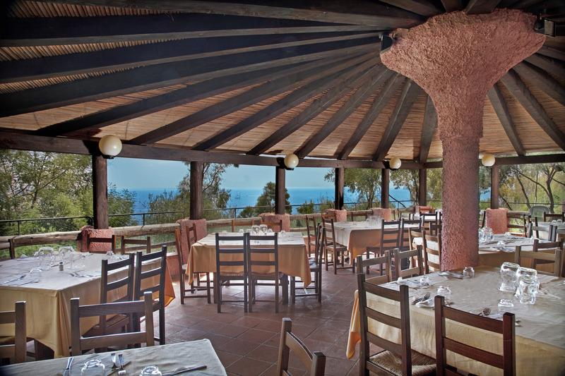 Restaurant Arbatax Park Resort - Dune