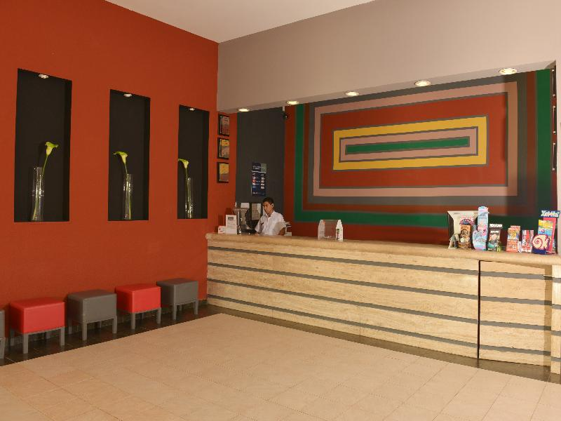 Lobby Smart Cancun By Oasis
