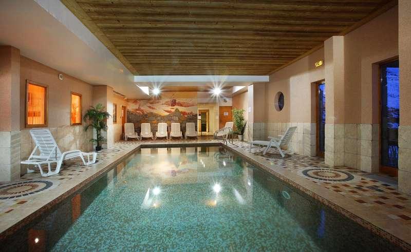 Pool Oz En Oisans - Chalet Des Neiges