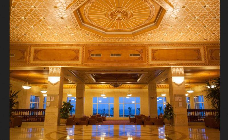 Lobby Nour Palace Resort