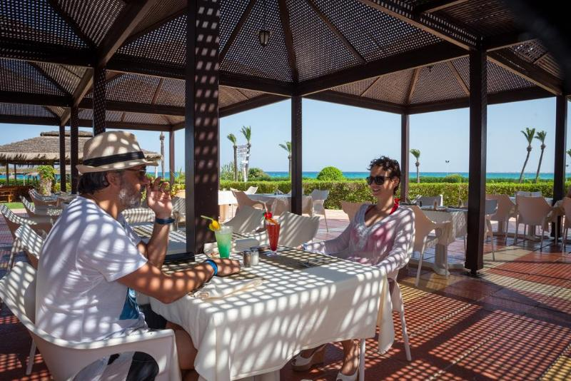 Terrace Nour Palace Resort
