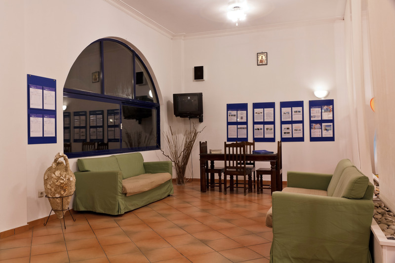 Lobby Saint Nicholas