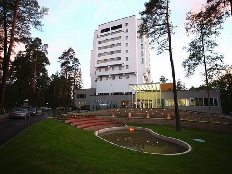 General view Meresuu Spa&hotel