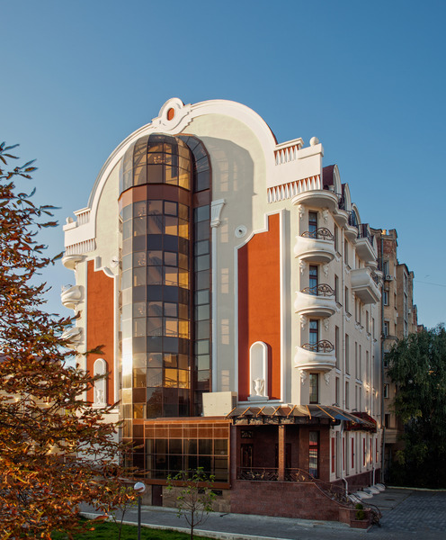 General view Staro Hotel