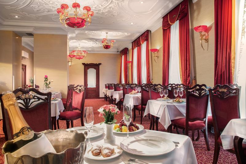 Restaurant Staro Hotel