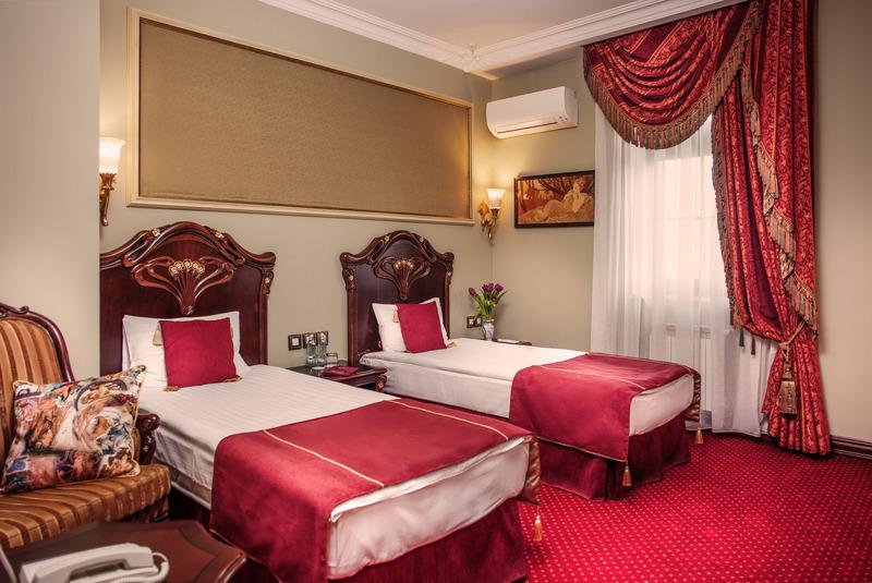 Room Staro Hotel