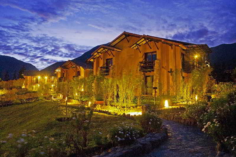 General view Inkallpa Valle Sagrado Lodge & Spa