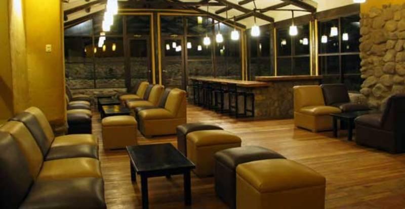 Lobby Inkallpa Valle Sagrado Lodge & Spa