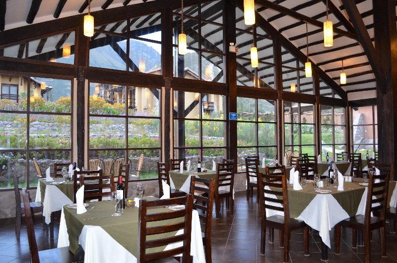 Restaurant Inkallpa Valle Sagrado Lodge & Spa