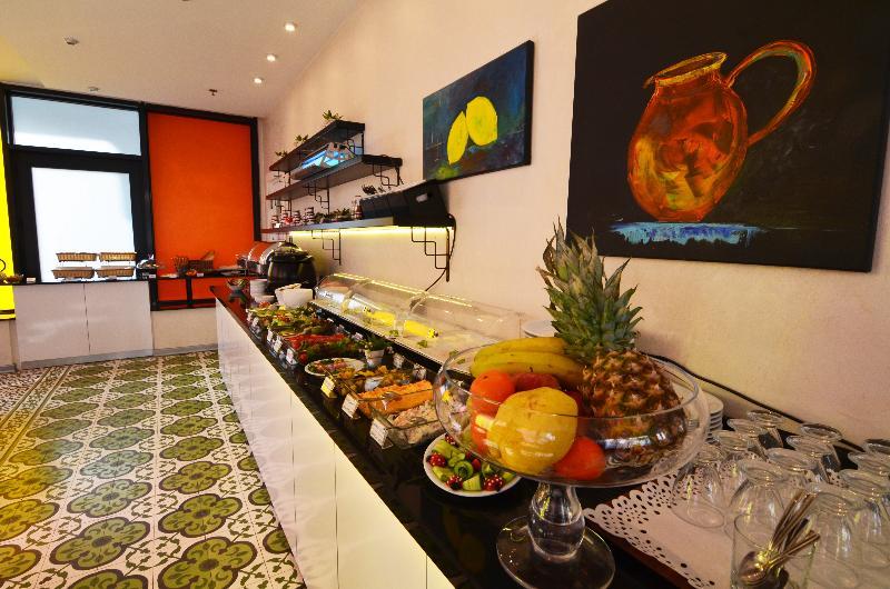 Restaurant Tempo Hotel 4 Levent