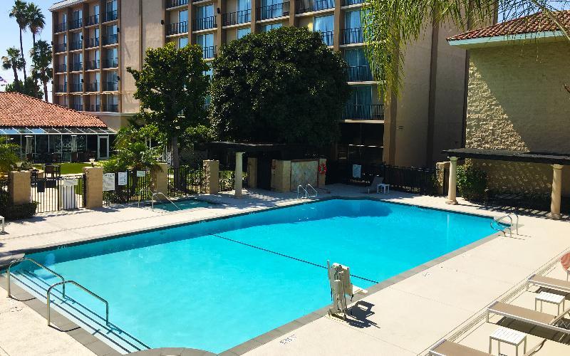 Hotel Fullerton - Pool - 13