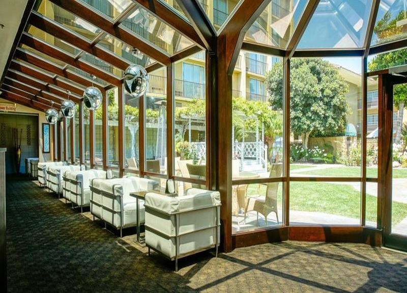 Hotel Fullerton - Terrace - 15