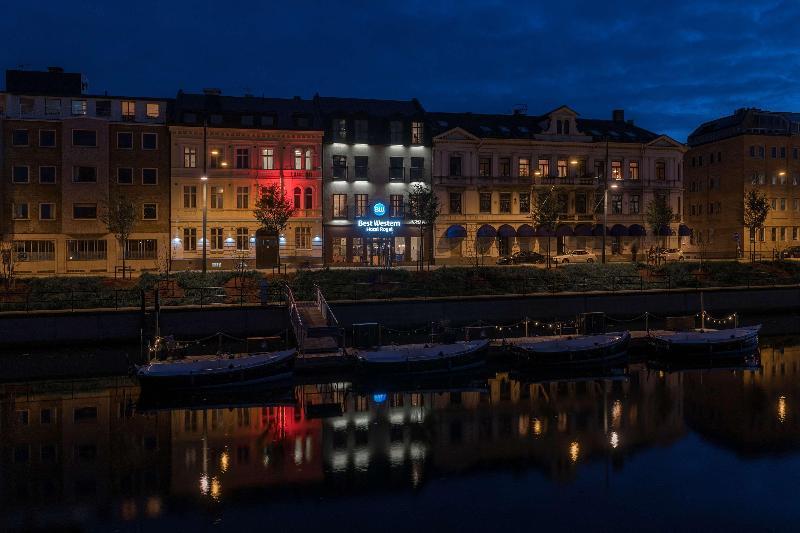 Best Western Royal i Malmö - Hotel - 1