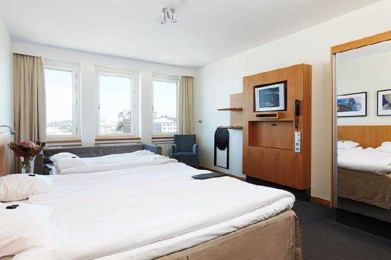 General view Comfort Hotel Goteborg