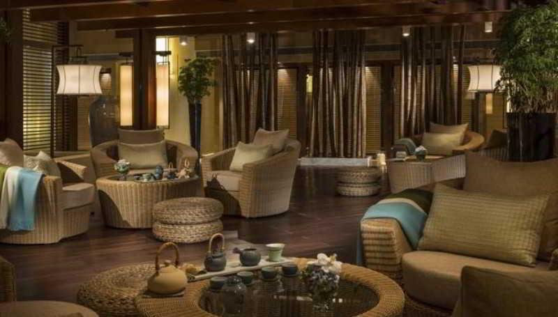Lobby Four Seasons Hotel Beijing