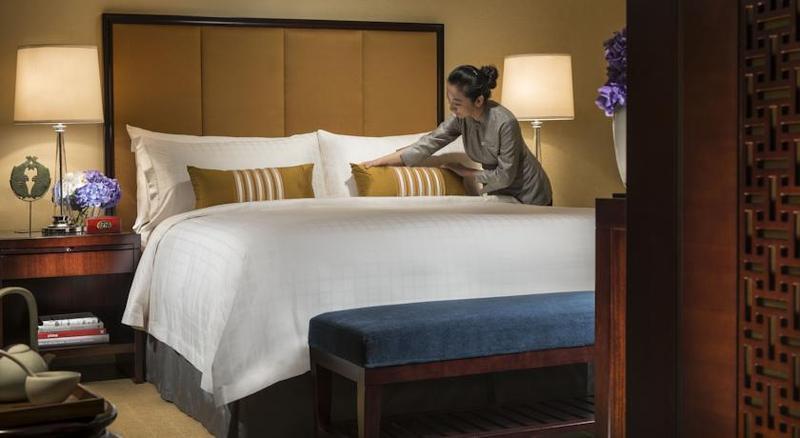 Room Four Seasons Hotel Beijing