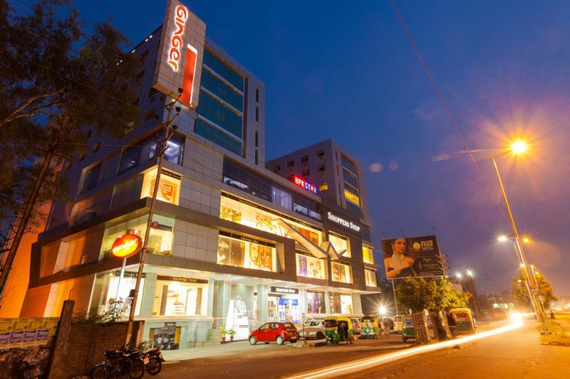 General view Ginger Indore