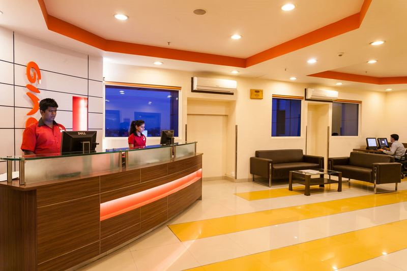 Lobby Ginger Indore