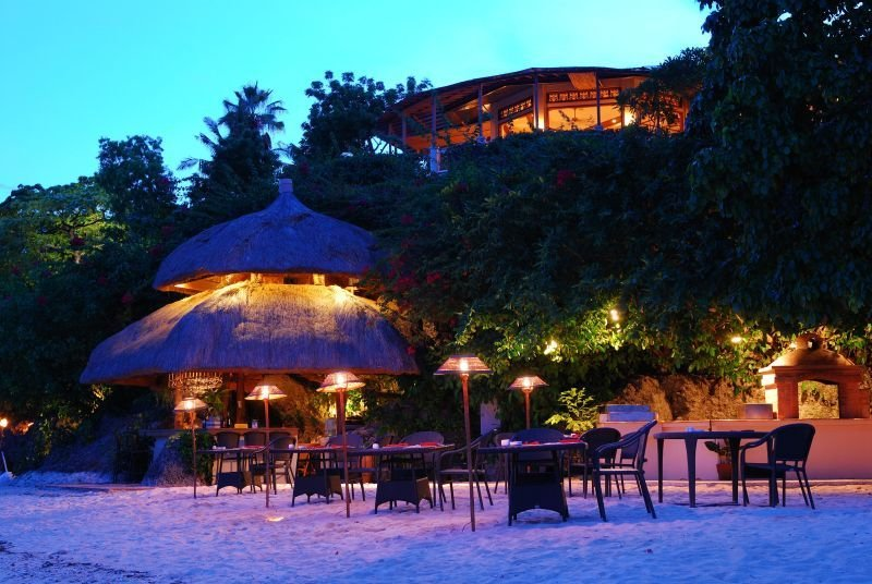 General view Alegre Beach Resort & Spa