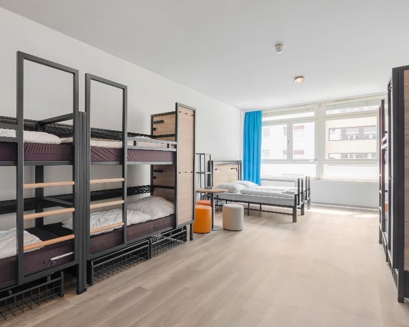 Room A&o Frankfurt Galluswarte