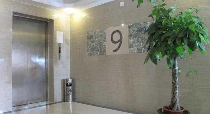 Lobby Home Club Hotel Guangyuan Xingun Branch
