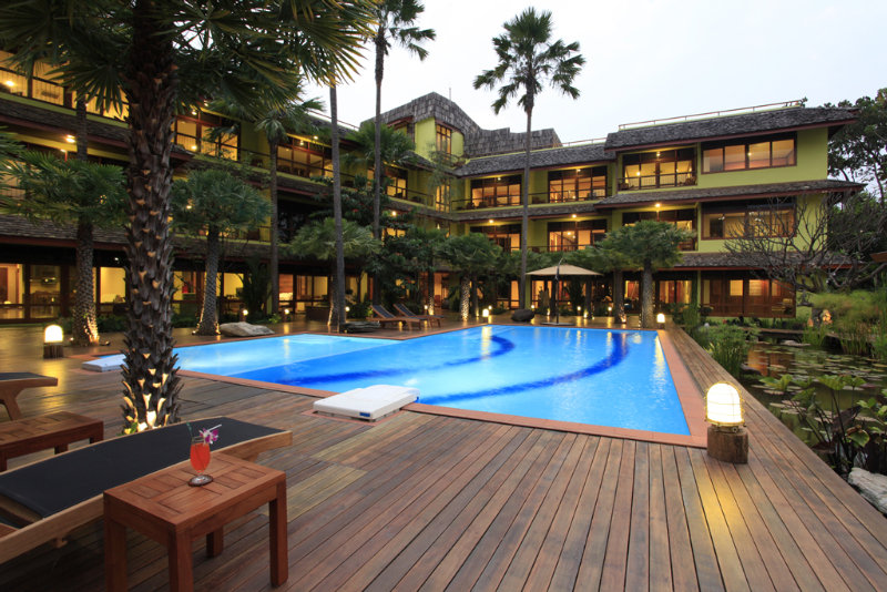 Pool Vc@suanpaak Boutique Hotel & Serviced Apartments