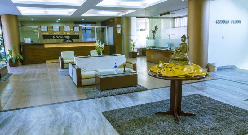 Summit Residency Airport Hotel Kathmandu - General - 0
