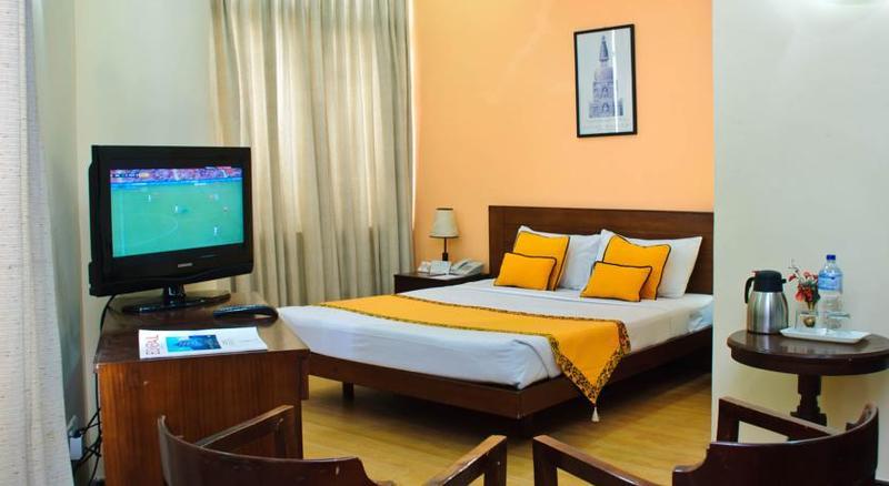Summit Residency Airport Hotel Kathmandu - Room - 7