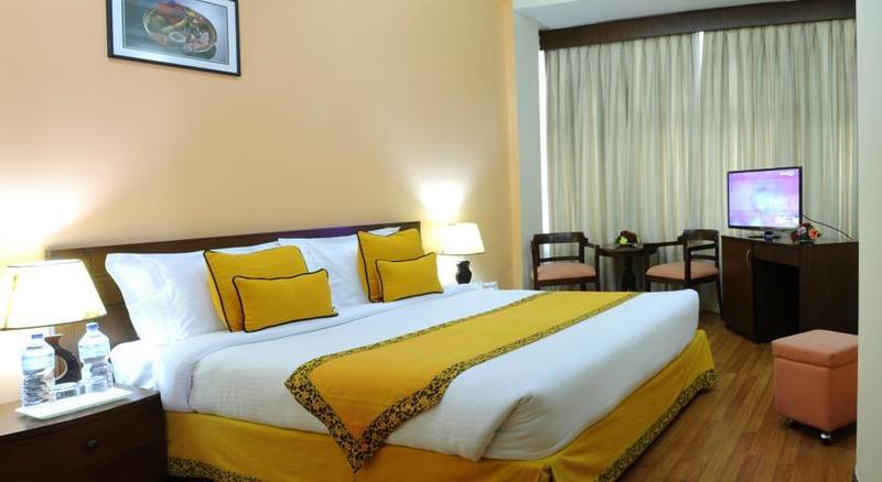 Summit Residency Airport Hotel Kathmandu - Room - 5