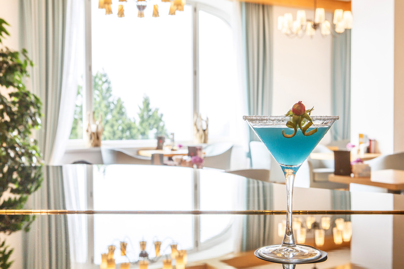 Kurhaus Cademario Hotel spa - Bar - 13