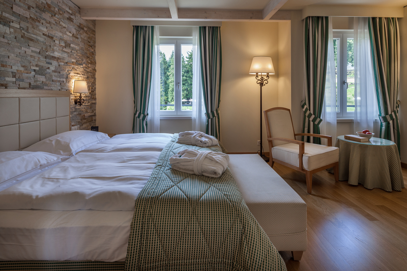 Kurhaus Cademario Hotel spa - Room - 1