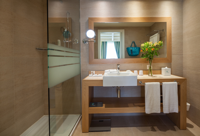 Kurhaus Cademario Hotel spa - Room - 9