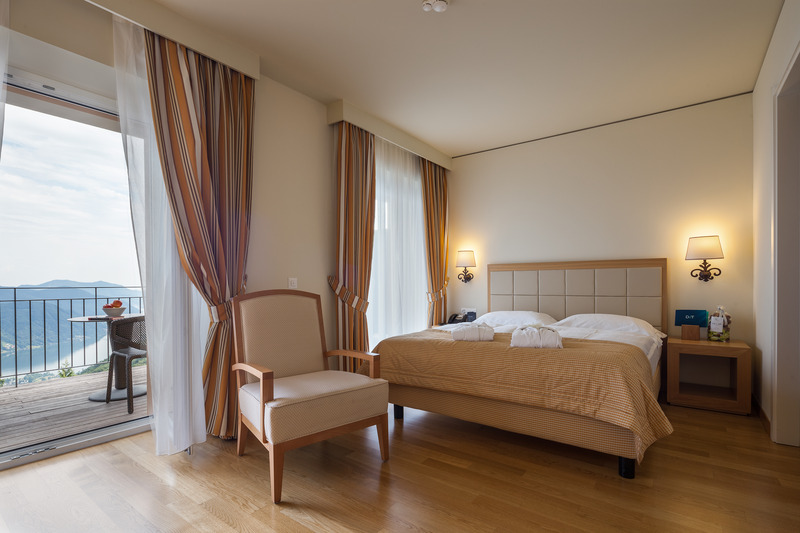 Kurhaus Cademario Hotel spa - Room - 11
